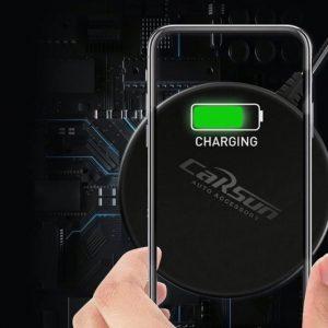 Безжично зарядно за телефон