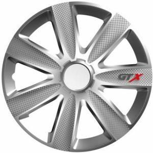 """Тасове за джанти 16"""" Versaco Carbon GTX – Silver"""