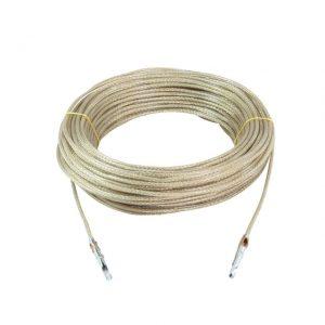 Пломбажно въже с накрайници – 16 метра