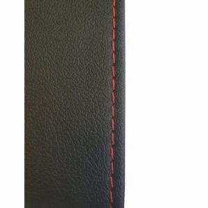 Калъф шиещ Boss – черен с червено