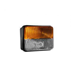Предна светлина за MF 240 – 285 с крушка и кабел