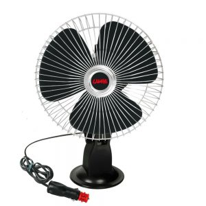 Вентилатор с вакуум 8 инча 12V