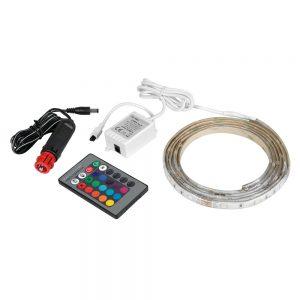 RGB LED Диодна лента 12/24V – 2мт.