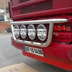 Преден / централен универсален ролбар за всички модели на Scania