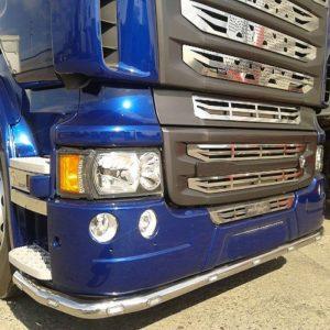 Подброня / долен универсален ролбар за всички модели на Scania