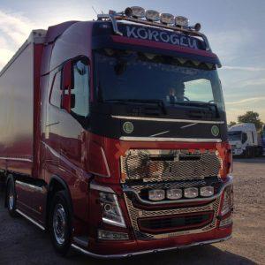 Горен ролбар за Volvo Euro 6