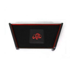Червена централна маса за IVECO STRALIS – тясна кабина