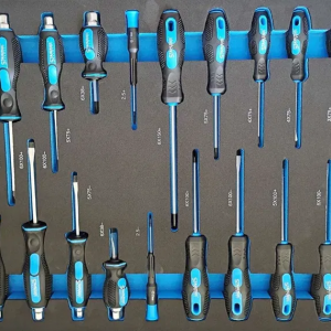 Количка с инструменти 7 чекмеджета 156 StahLmayer професионална
