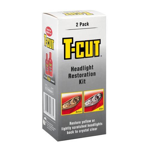 Комплект за възстановяване на фарове CarPlan T-CUT