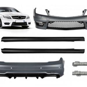 AMG пакет тип C63 за Mercedes C класа C204 купе 2011-2014