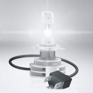 LED система Osram за фарове H4, генерация 2, студено бяла светлина, 12V/24V