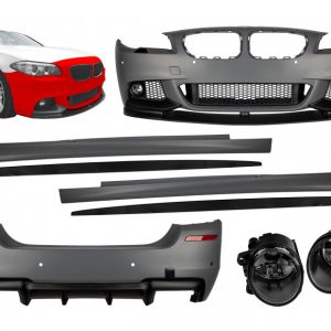 M Performance пакет за BMW серия 5 F10 2010-2013 година
