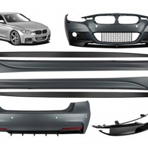 M performance пакет за BMW серия 3 F30 седан 2011-2019