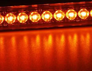 Блиц аварийна светлина с 12 диода