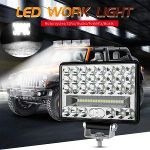 LED Халоген 144W