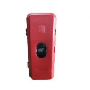 Кутия за пожарогасител