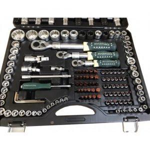 Rock FORCE Premium 150+6 части гедоре куфар с интрументи