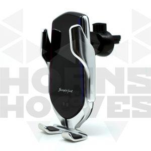 Автоматична стойка за телефон, Wireless Charger