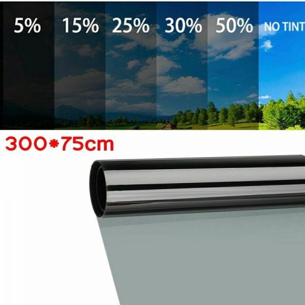 Фолио за затъмняване 75СМ Х 3М 20%