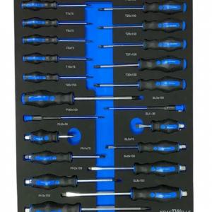 Количка с Инструменти KraftWelle